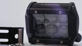 Светодиодная дополнительная фара Allpin 18 Вт Spot (6759S184D)