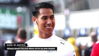 Review Balapan Pebalap Indonesia Sean Gelael di Formula 2 GP Austria 2019