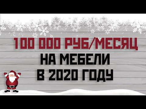 Бизнес-план на Новый Год: от 100.000 руб. в месяц на мебели