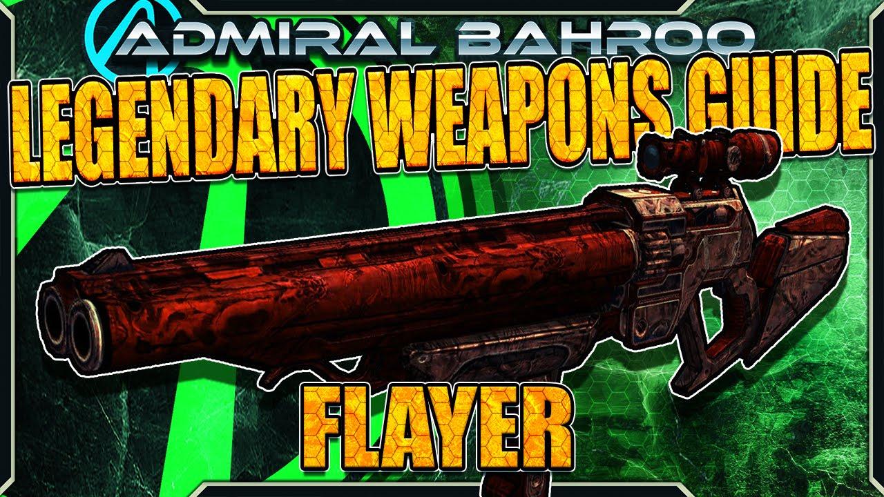 Borderlands Legendary Guide [TPS]: How to get the Flayer Shotgun in