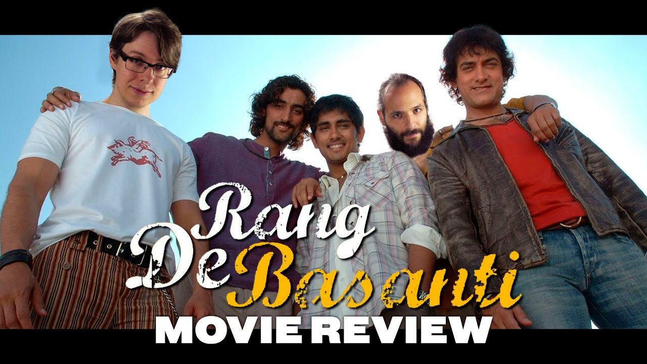 Rang de Basanti (2006) - Movie Review | Aamir Khan