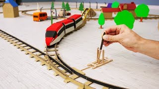 diy-incredible-railway-with-train-track-changes