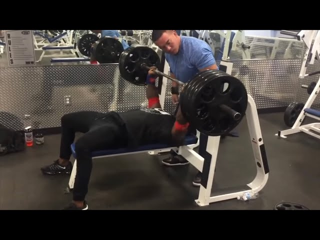 A Proper Bench Press Set Up Is Important! Full Demonstration