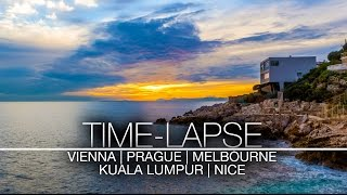 Travelling Time Lapse Around the World III 4K UHD