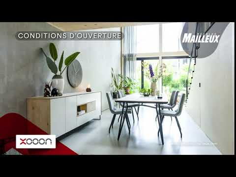Meubles Mailleux Xooon Meubles Epures Conditions D Ouverture Aux Meubles Mailleux Youtube