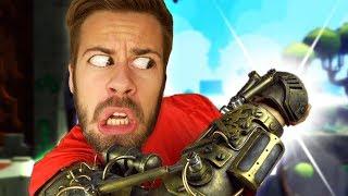 JAG HAR EN ROBOT-ARM?| Hob #1