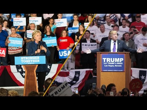 The Final Days of Election 2016