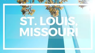 IS THE ARCH IN ST. LOUIS, MO WORTH VISITING? St. Louis travel vlog