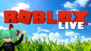 Roblox LIVE with SallyGreenGamer Geegee92
