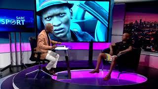 Thomas Mlambo interviews musician Warren Masemola