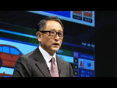 Speech: Akio Toyoda, President, Toyota Motor Corporation