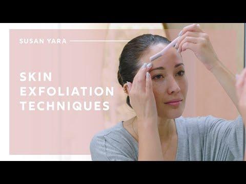 My Go-To Skin Exfoliation Techniques | Susan Yara