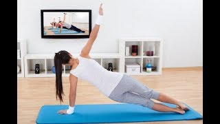 Онлайн-тренировки для похудения
