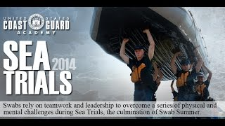 Sea Trials 2014 : CGA Academy Life