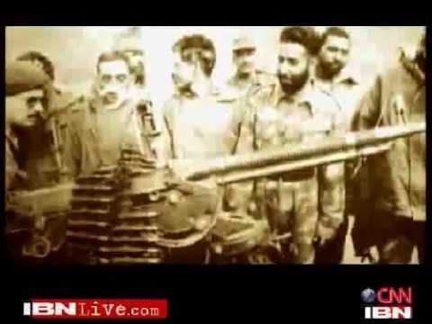 Captain Vikram Batra - 7 July 1999 Kargil War