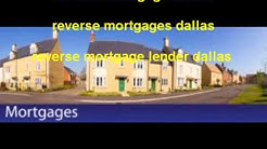 Reverse Mortgage Lenders Dallas