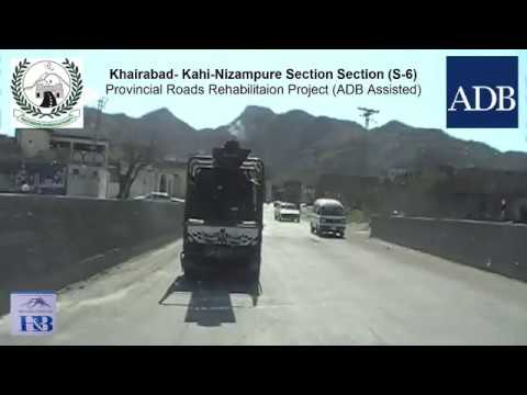 highways roads public highways Khairabad-nizampur road Nowshera part 1/2