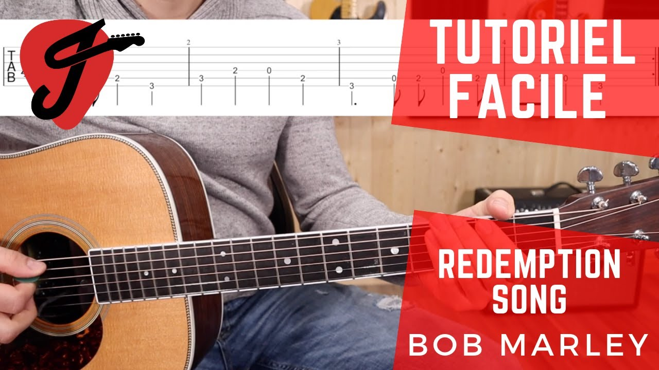 Cours de Guitare - Redemption Song - Bob Marley - YouTube