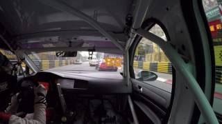 2016 TCR International Macau Crashes & Highlights