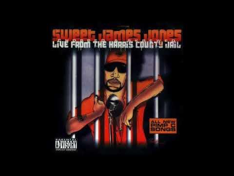 Pimp C- Sweet James Jones Live From the Harris County Jail (FULL ALBUM) 432 Hz
