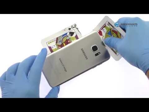 Samsung Galaxy S7 Edge Battery Replacement Guide - RepairsUniverse