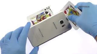 Samsung Galaxy S7 Edge Battery Replacement Guide - RepairsUniverse