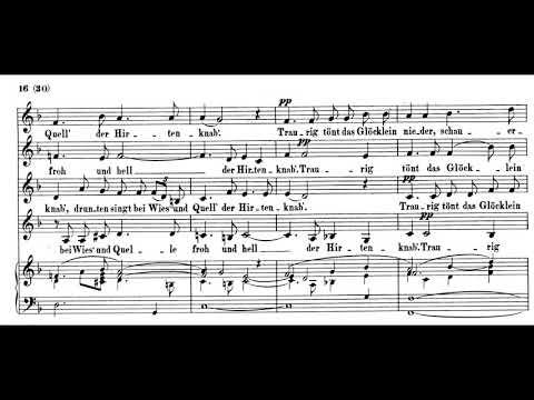 Robert Schumann - Die Capelle, Op. 69
