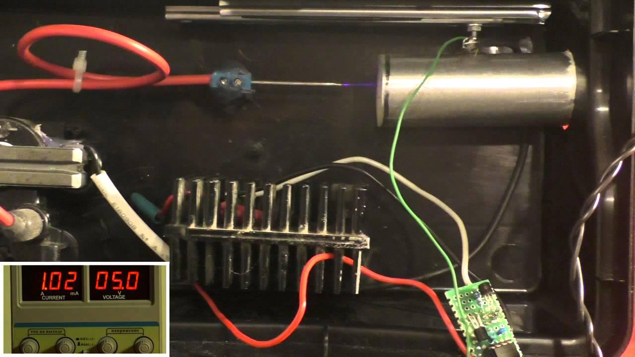 Схемы озонаторы воздуха своими руками