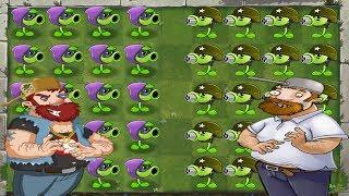 Plants vs Zombies - Gatling Pea Angry Bird  vs Gatling Pea PvZ 2 Pak