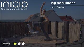hip mobilisation