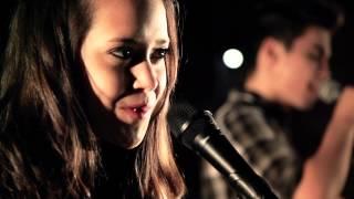 Repeat youtube video Locked Out of Heaven MASHUP - Sam Tsui & Megan Nicole (prod. Kurt Schneider)