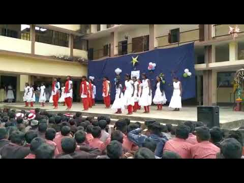 Rupees Bhadiya School Program In X-mas 2019