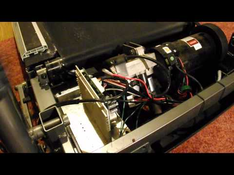 DIY - How To Test Your Treadmill Motor.