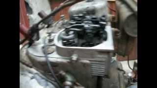 Motor Deutz F2L612