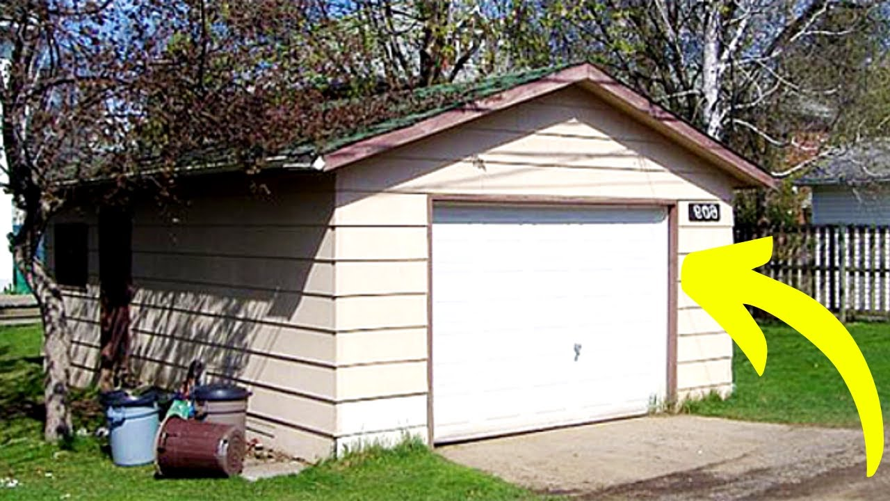 Download Woman Turns An Ordinary Garage Into A Dream Home