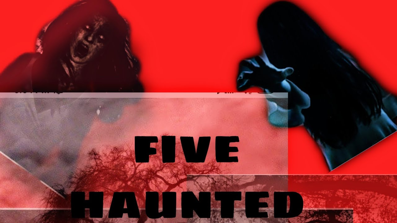 Five  most haunted places in delhi ||SIMPLE||