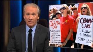Bill Maher Tea Party cult