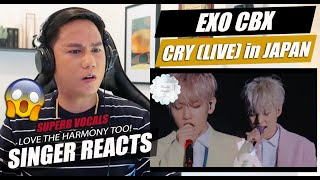 Download EXO-CBX - 'Cry' In Japan | SINGER REACTION