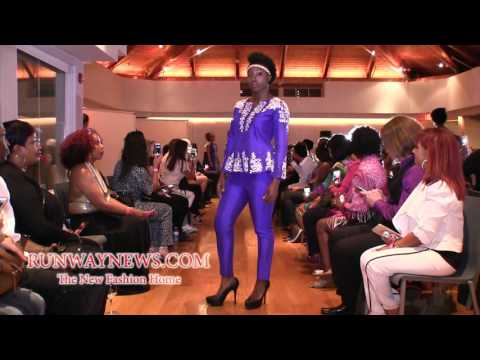 Jersey City Fashion Week - Spring 2016 - Designer Sadia Hussain