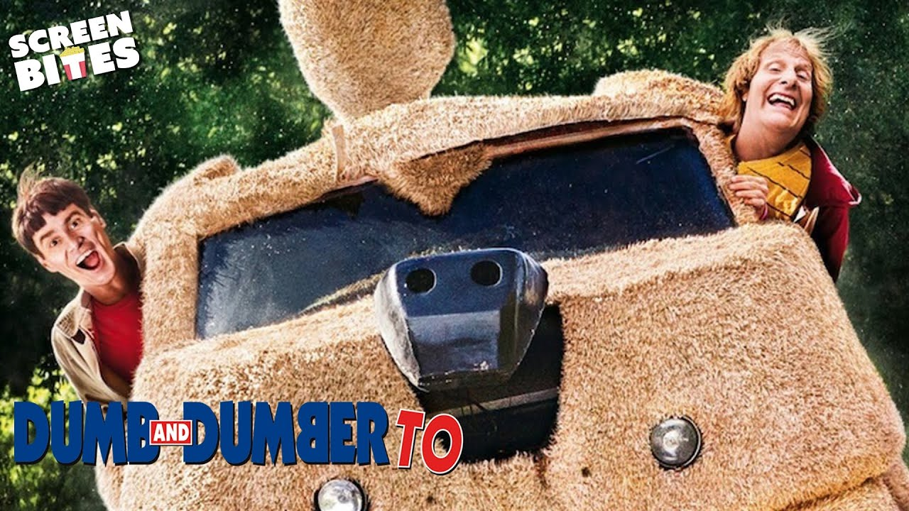 Road Trip Scene (Jim Carrey & Jeff Daniels) | Dumb And Dumber To |  SceneScreen