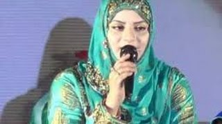 emotional naat by a girl who can not see and will make you cry