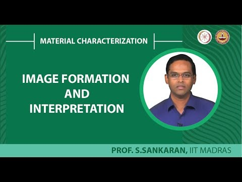 Image formation and interpretation
