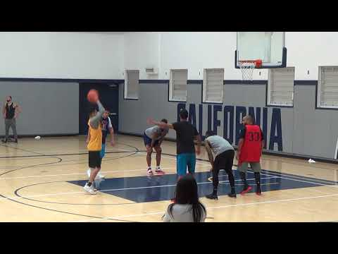 2017 Fall Berkeley IM Men's Basketball Open Final 2of6