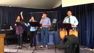 Ngợi Danh Giê Hô Va, Ban Hát Thờ Phượng HTTLVN Brisbane, Au