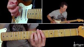 Angel Guitar Lesson - Aerosmith