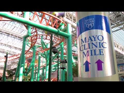 Mayo Clinic Mile at Mall of America®