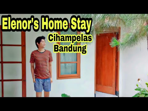 review-elenor's-home-stay-bandung-#vlog-#review-#travel