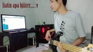 J-Rocks - Juwita Hati Bass Cover (with interlude Guitar)