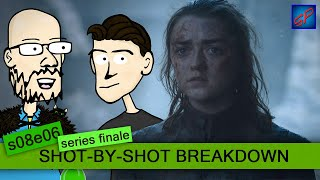 "Game of Thrones s08e06 - Series Finale ""The Iron Throne"" Shot-by-Shot Recap, Review & Discussion"