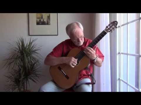 LA VIE EN ROSE - guitar solo